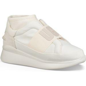 UGG Neutra Sock Sneakers Coconut Milk 8
